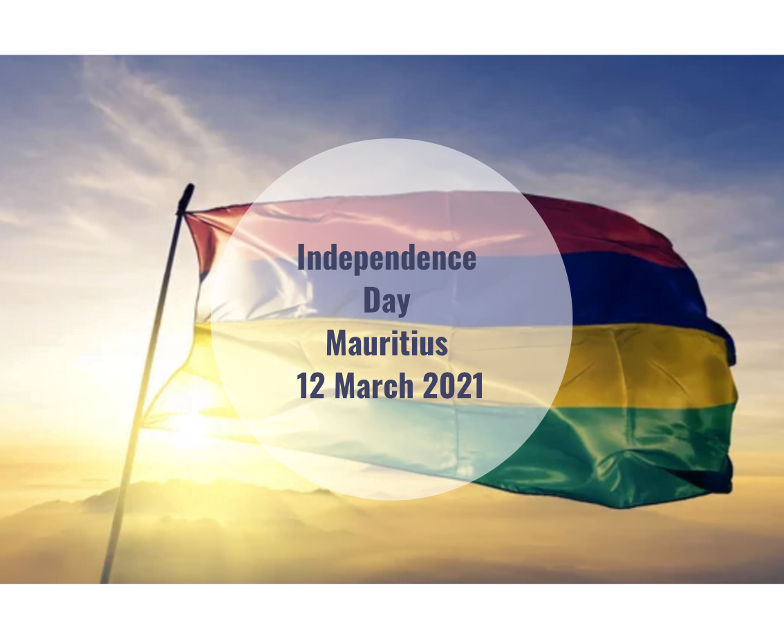 Independence Day Mauritius March 2021