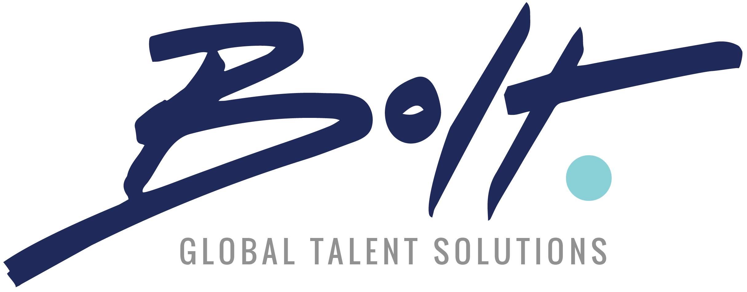 Bolt Talent Solutions Logo