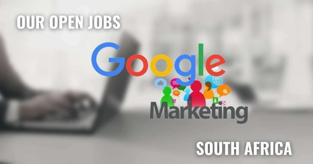 Digital Marketing Google Jobs in South Africa
